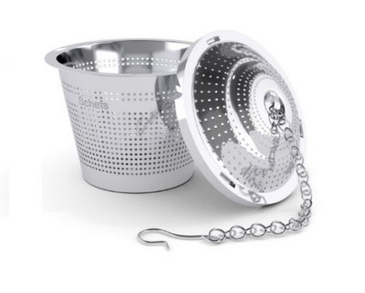 Review on the Schefs stainless steel tea infuser