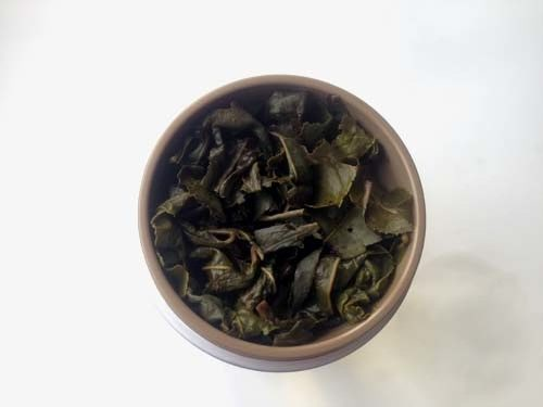 steeped milk oolong by tao tea leaf