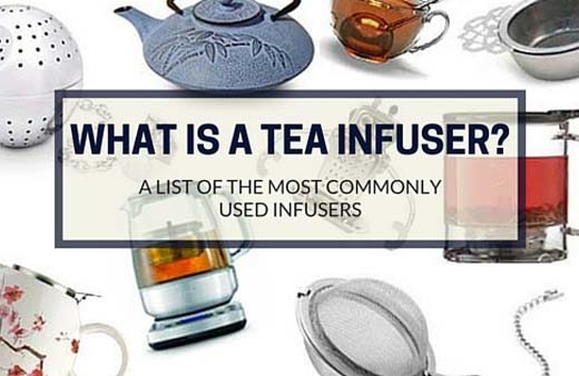 what is a tea infuser?