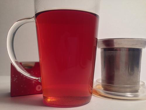 orange pekoe brewed
