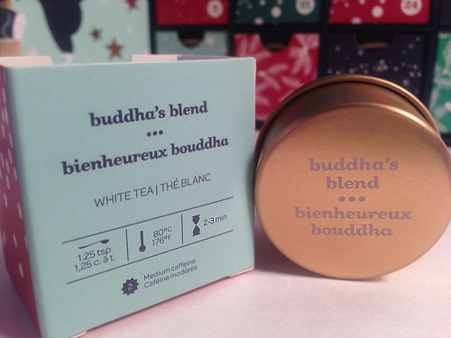 back buddhas blend