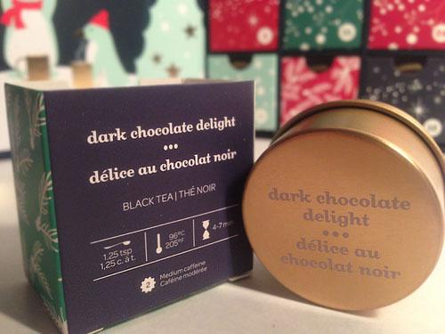 back dark chocolate delight