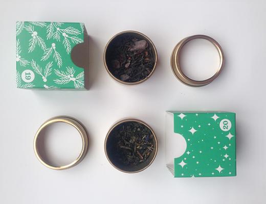 24 days of tea davids tea