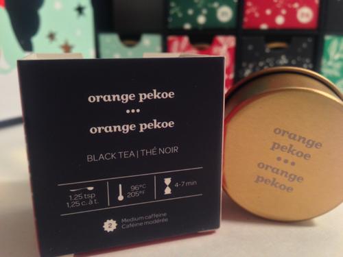 davids tea orange pekoe