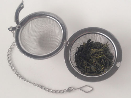 mesh tea ball infuser