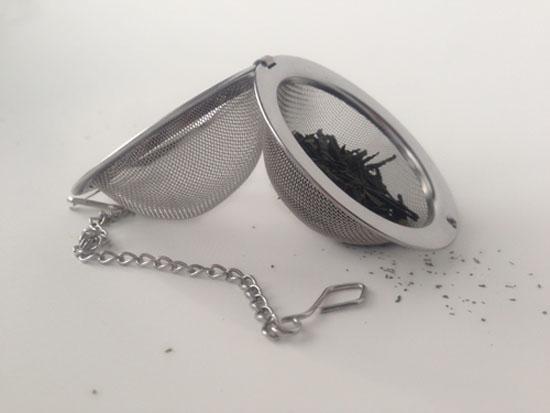 mesh tea ball