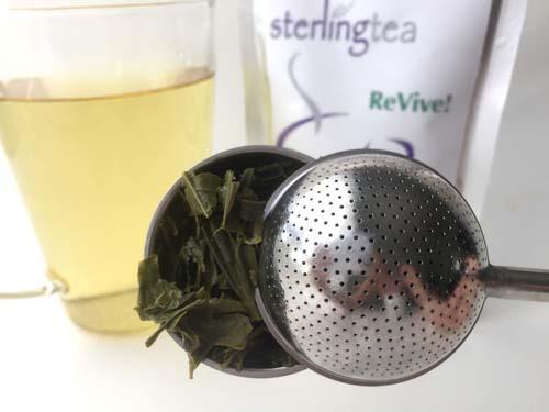 revive green tea review