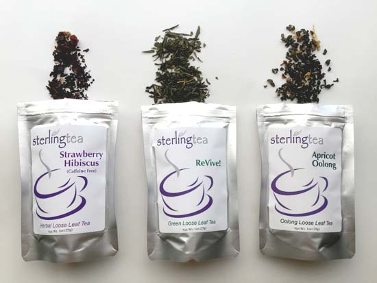 sterling tea review