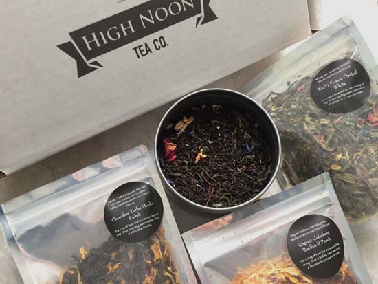 high noon tea co review