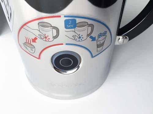 nespresso aeroccino plus hot and cold froth