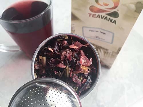 passion tango herbal tea by teavana